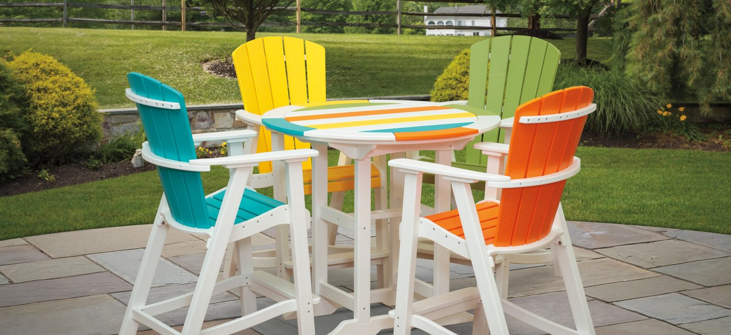 outdoor polywood furniture store