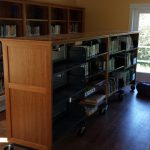 Bookcases-built in cabinetry-custom closets maine