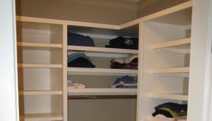 Rockport maine custom closets