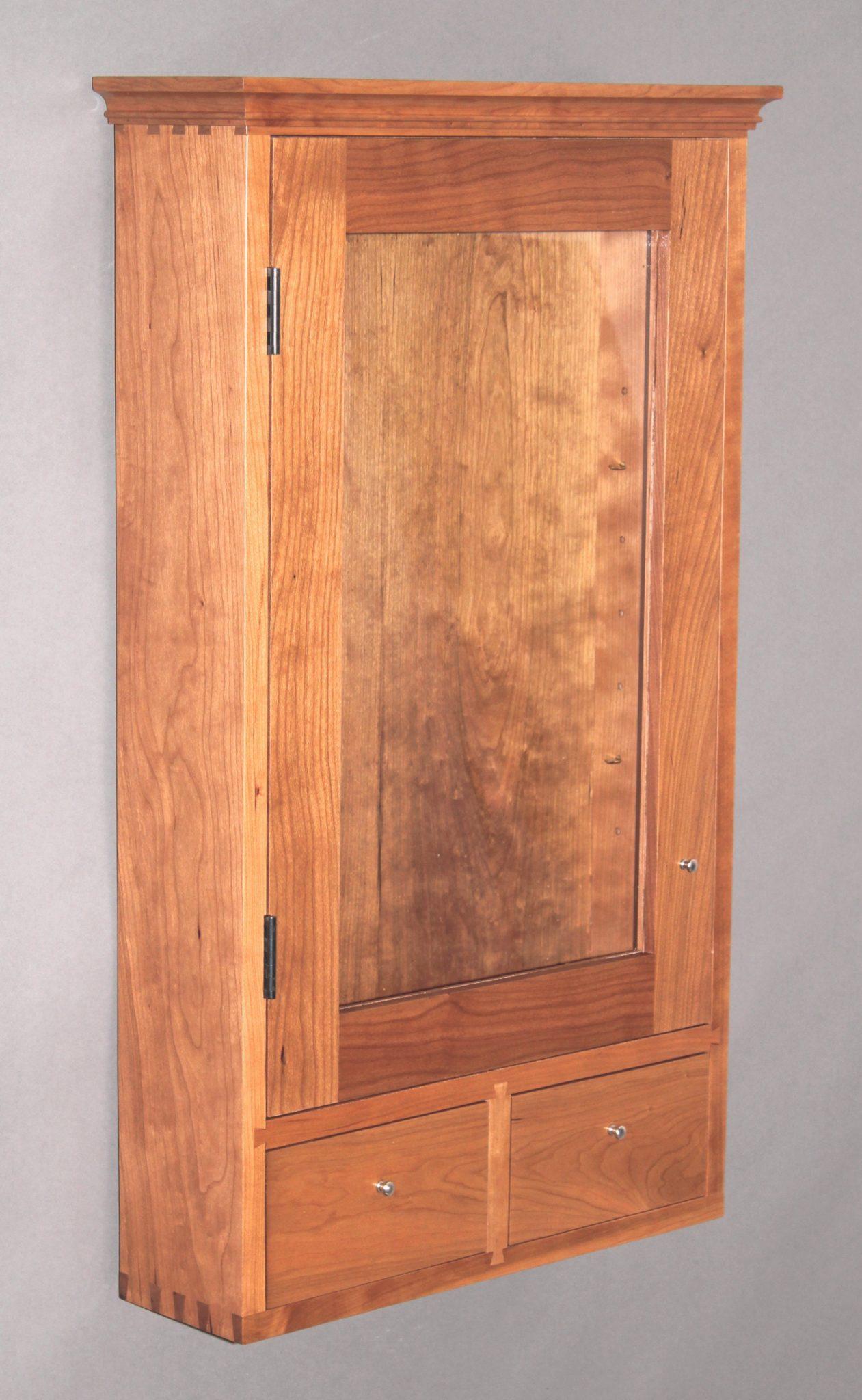 Furniture accessories, Cherry Furniture-Maine furniture maker-custom furniture