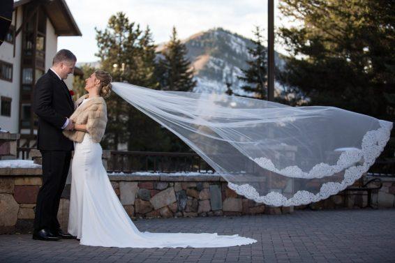 Colorado Wedding Photography Services | Blue Spruce Wedding Photo | Barbara and Tom