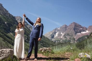 Colorado Wedding Photography Services   Blue Spruce Wedding Photo   Anne & Patrick