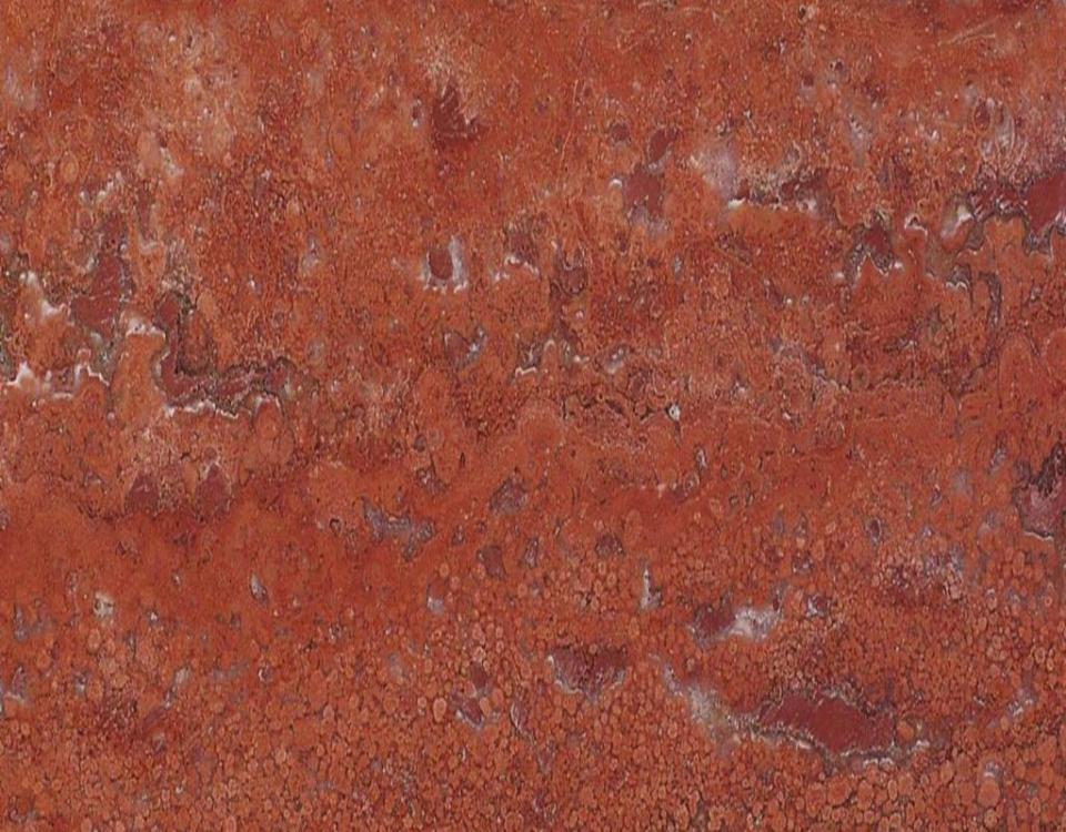Natural Red Travertino Tiles