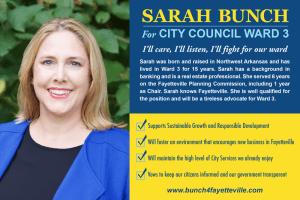 Sarah Bunch Direct Mail
