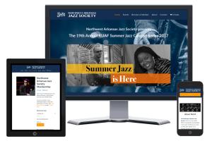 DigJazz.com Website