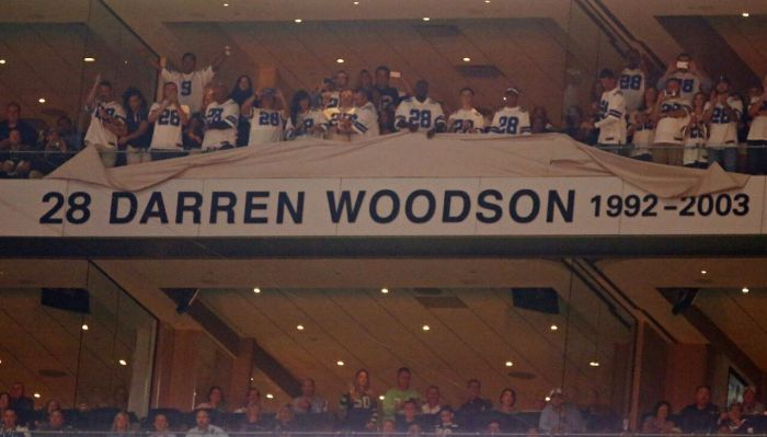 woodson ring of honor