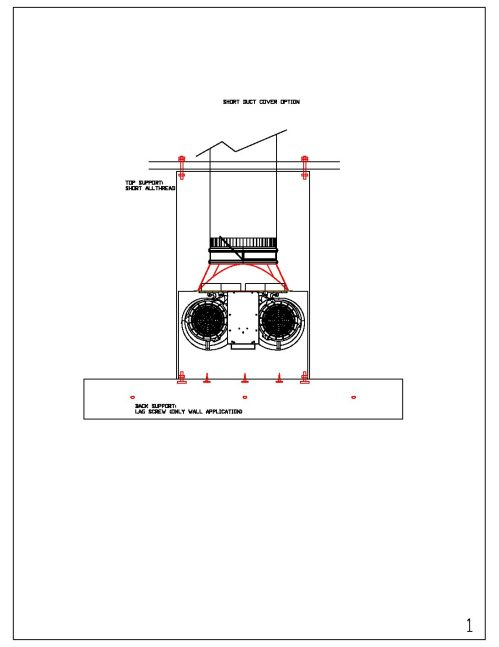 small resolution of manhattan wall island installation instructions