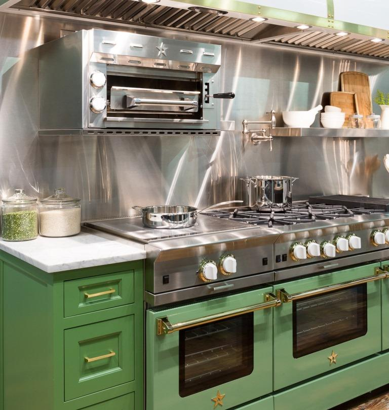 kitchen salamander new sink cost what is a broiler bluestar 24 inch from