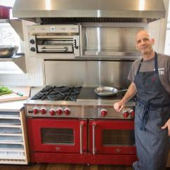 Kitchen Salamander How To Protect Hardwood Floors In What Is A Broiler Bluestar Chef Marc Vetri With His Range And