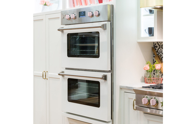 The new 30-inch Double Electric Wall Oven from BlueStar
