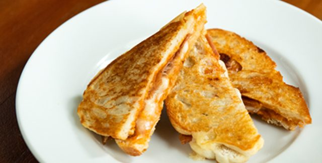 grilled cheese recipe from