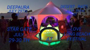 Stargate At Love Long Beach 2017