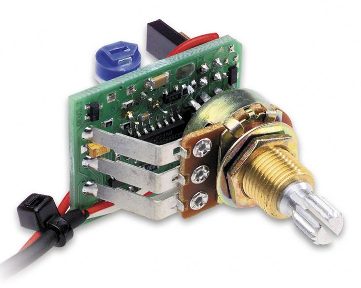 Preamp Circuit Diagram