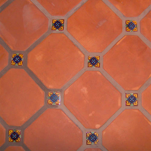how to clean mexican tile floors