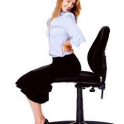 Desk Chair For Lower Back Pain Burgundy Covers Wedding Arizona Chiropractic Care Caused From Chairs