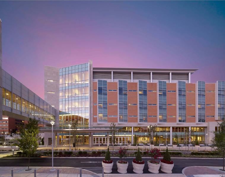 Lankenau Medical Center  Heart and Vascular Pavilion  Bluestone Communications