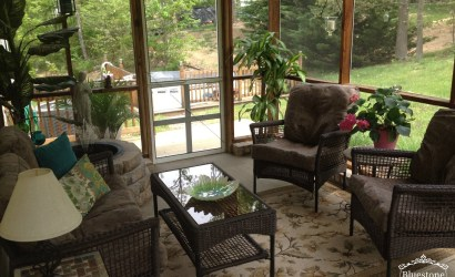 Screened Porch in McGaheysville, VA