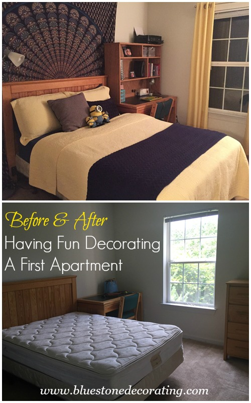 My Daughter's First Apartment at JMU Sunchase