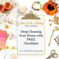Week 3: Deep Cleaning Your Home