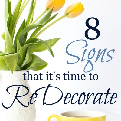 8 Sign it's time to Redecorate - Bluestone Decorating