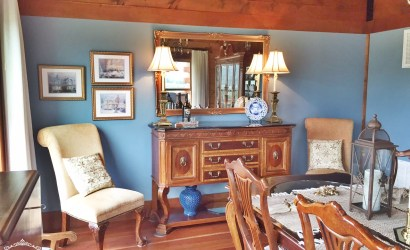 Dining Room Makeover in Singers Glen, VA