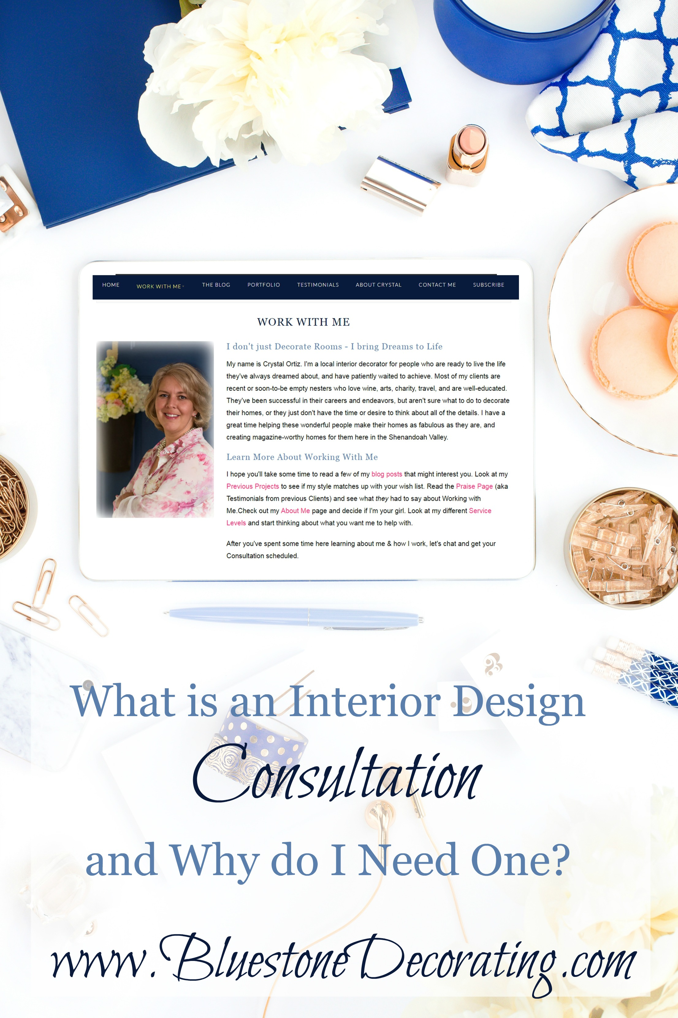 What Is An Interior Design Consultation And Why Do I Need One By Crystal Ortiz Of Bluestone Decorating