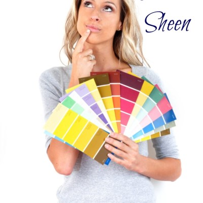 Choosing the Right Paint Sheen for your Home