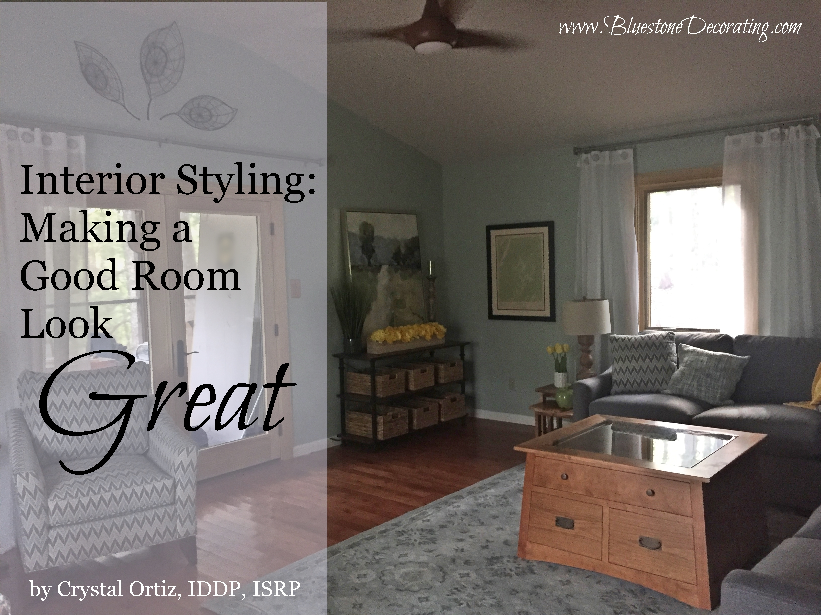 Interior Styling: Making A Good Room Look Great