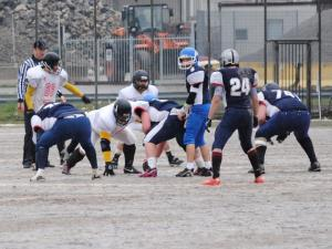 Commandos vs Blue Storms