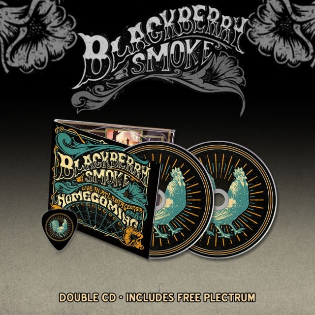 ++++Blackberry Smoke - Homecoming (Live In Atlanta) - promo