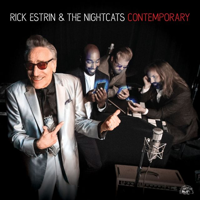++++Rick Estrin & The Nightcats - Contemporary