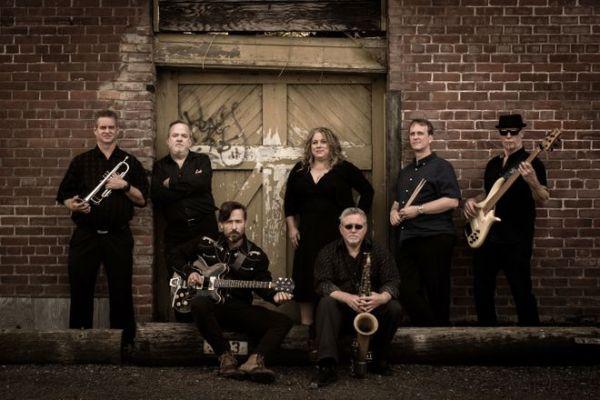 +Rae Gordon Band -Photo by Alex McDougall