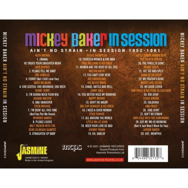 mickey-baker-in-session-ain-t-no-strain-1952-1961 - back