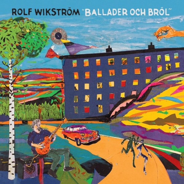 Rolf Wikström - Ballader Och Bröl
