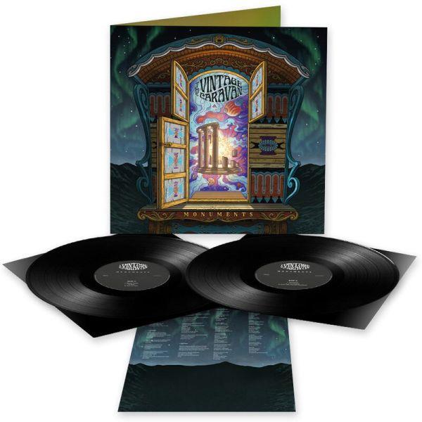 The Vintage Caravan - Monuments - LP