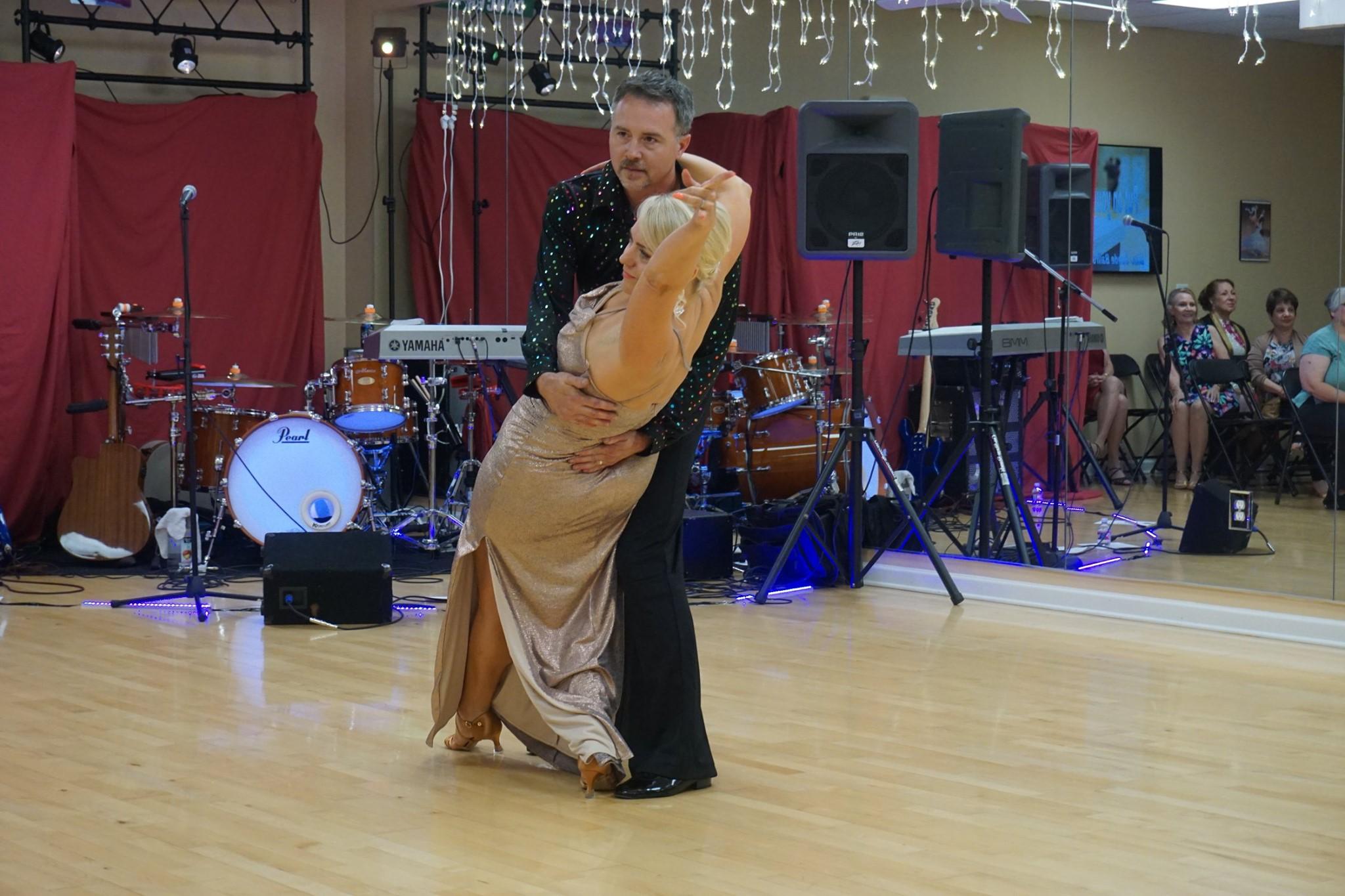 Dance classes - ballroom and Latin