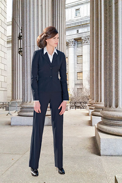pant suit for interview