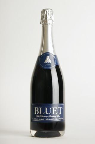 Bluet Sparkling Wine
