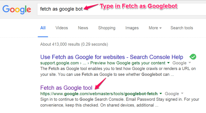 index-fast-fetch-as-google-bot