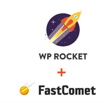 fastcomet-and-wp-rocket