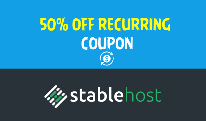 stablehost-recurring-coupon