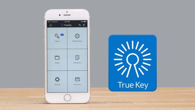 true key password manager