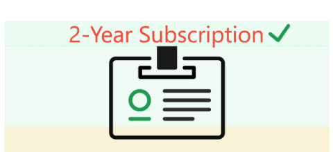 Avast Cleanup 2-year subscription