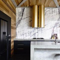Gold Kitchen Remodel Dallas Love Range Hood Feature