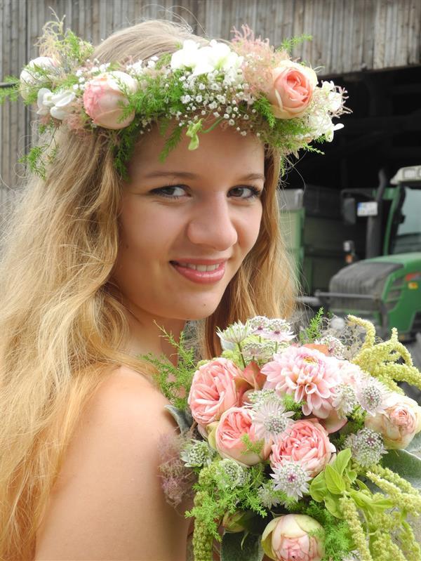 Hochzeiten Blumen Gestaecke Brautstraeusse  BltenZauber
