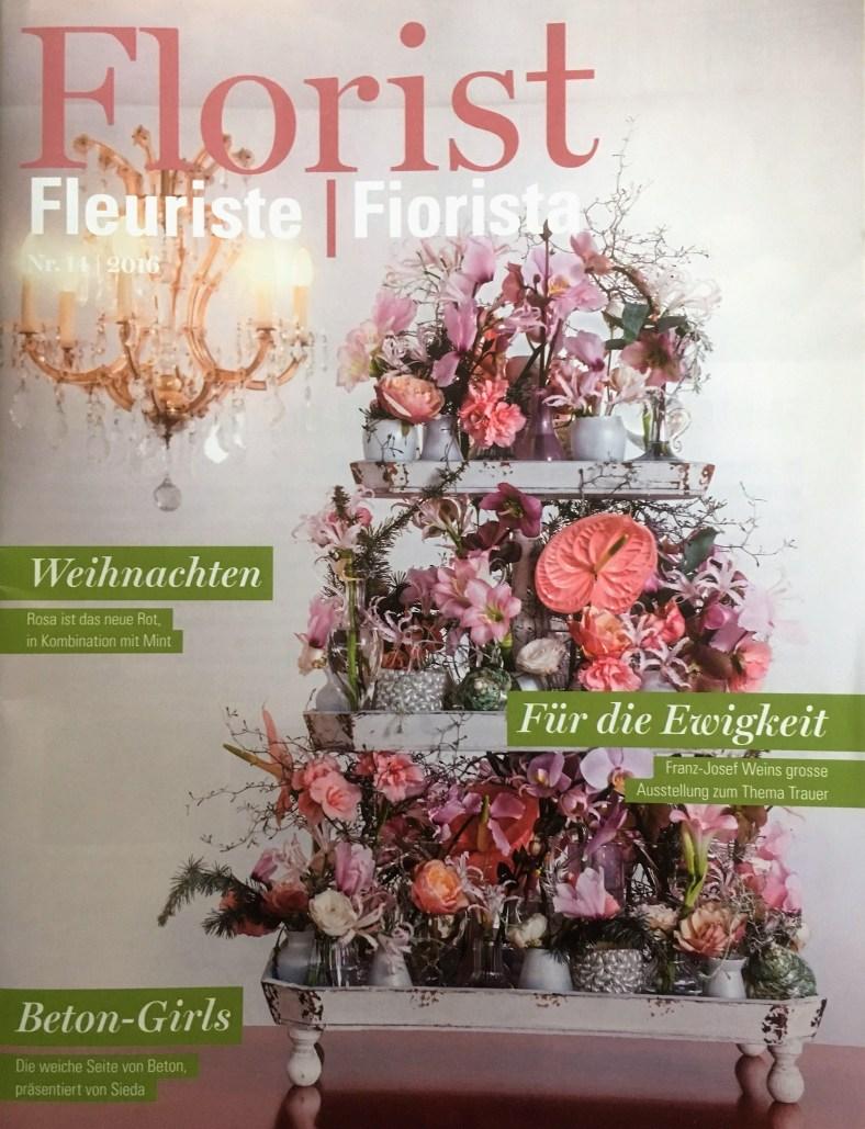 "Blütenwerke AG im ""Florist"""