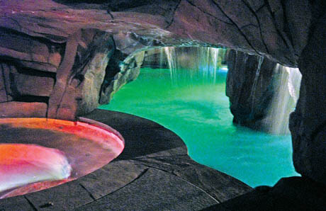 Pool Grottos How Theyre Made Cost  Awesome Design Ideas