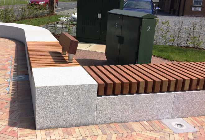 Blueton Limited The New Name In Street Furniture Ref