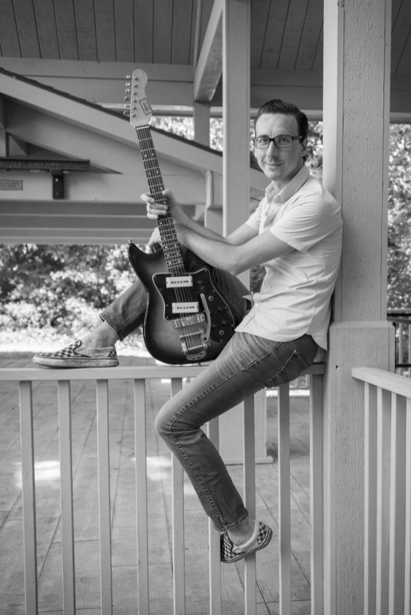 Andy Spitson Songwriter and Musician BlueVerve Studio photography