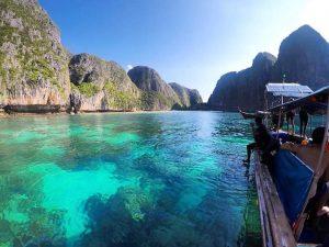 maya bay thailand diving trips